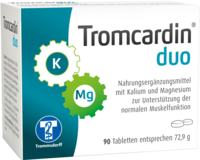 TROMCARDIN-duo-Tabletten