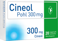 CINEOL Pohl 300 mg magensaftres.Weichkapseln
