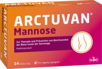 ARCTUVAN-Mannose-Sticks